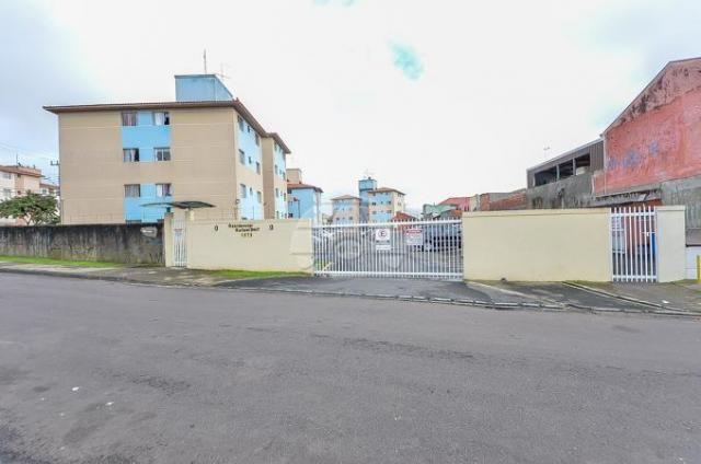 Apartamento à venda com 2 dormitórios em Sítio cercado, Curitiba cod:148809