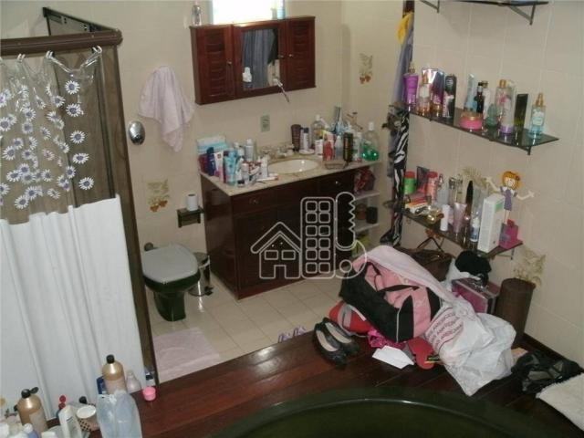 Casa residencial para venda e locação, piratininga, niterói - ca0038. - Foto 6