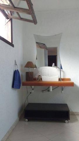 Casa com 3 dormitórios à venda, 350 m² por R$ 400.000,00 - Itaipuaçu - Maricá/RJ - Foto 9