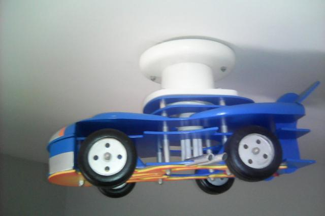 Luminária Hot Wheels - Foto 2