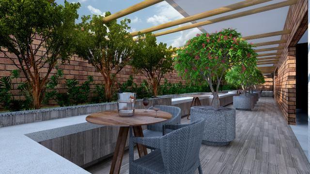 Apartamento com 2 suítes no Sky concept (Jatiúca) - Foto 6