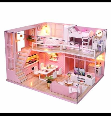 Casa miniatura