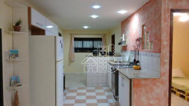Casa com 3 dormitórios à venda, 350 m² por R$ 400.000,00 - Itaipuaçu - Maricá/RJ - Foto 4