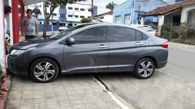 Honda City EX - oportunidade! Carro de mulher