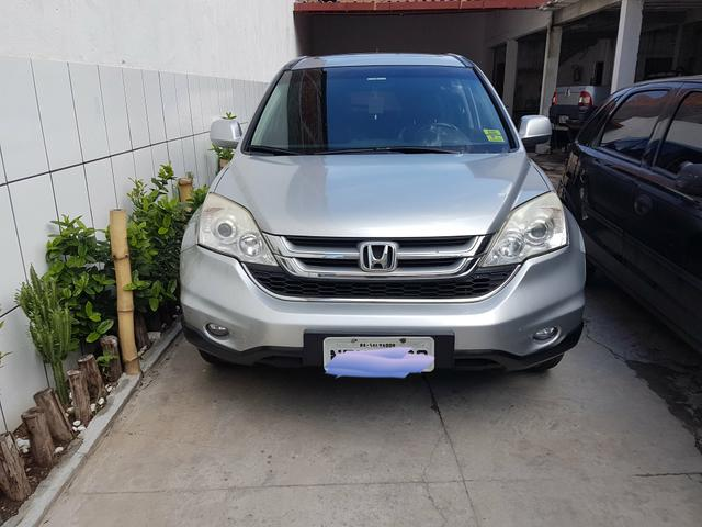 Honda CRV EXL 4WD 2.0 2010 ( Licenciado 2019)