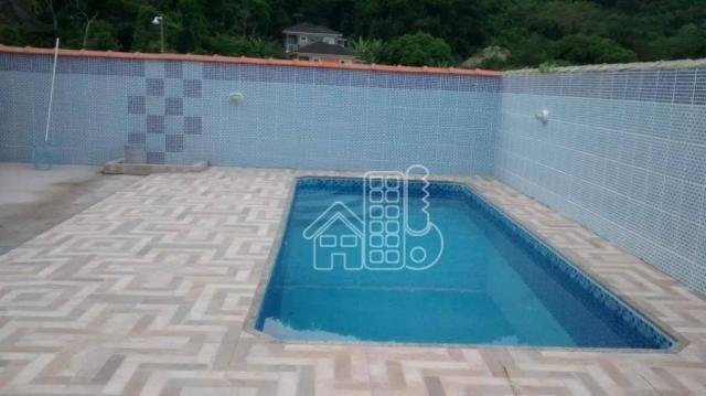 Casa com 3 dormitórios à venda, 160 m² por R$ 530.000,00 - Recanto de Itaipuaçu - Maricá/R - Foto 3