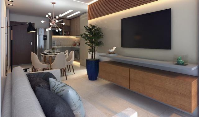 Apartamento com 2 suítes no Sky concept (Jatiúca) - Foto 2