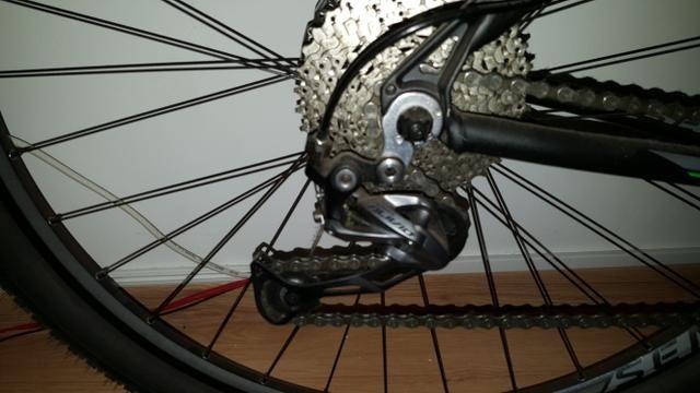 """Bicicleta Sense Impact Pro 29"""" + Sapatilha + Transbike - Foto 2"""