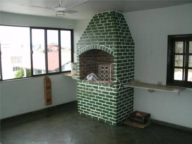 Casa residencial para venda e locação, piratininga, niterói - ca0038. - Foto 8