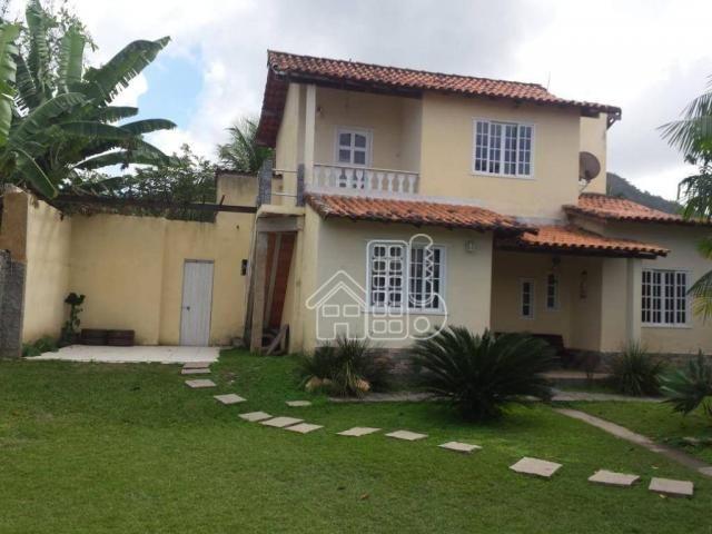 Casa com 3 dormitórios à venda, 350 m² por R$ 400.000,00 - Itaipuaçu - Maricá/RJ - Foto 2