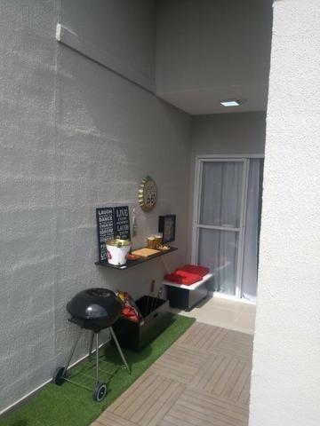 2 quartos com varanda ao lado da Niely - Monte Castelo - Foto 4