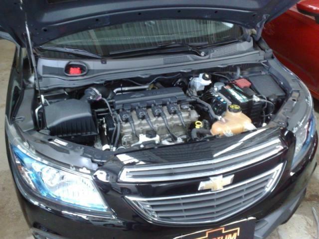 Chevrolet GM Prisma LTZ 1.4 Preto - Foto 4
