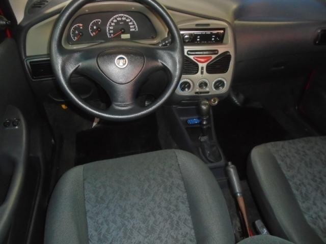 Fiat Palio 1.0 Vermelho - Foto 3