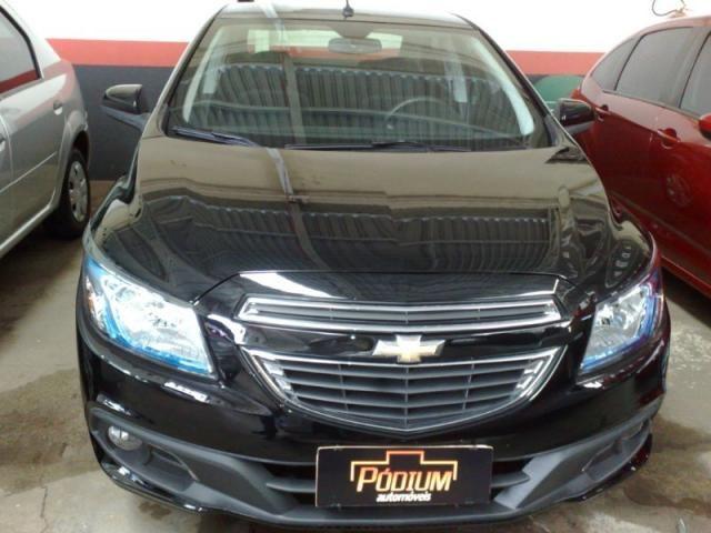Chevrolet GM Prisma LTZ 1.4 Preto - Foto 3