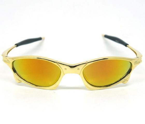 2b5760f9f Óculos De Sol Oakley Juliet X-metal Dourado - Bijouterias, relógios ...