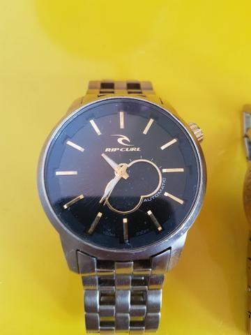 90ab334e4f0 Relógio Rip Curl original automático - Bijouterias