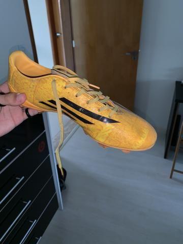 67e58df3aaf89 Chuteira adidas messi amarela campo - Roupas e calçados - Vila ...
