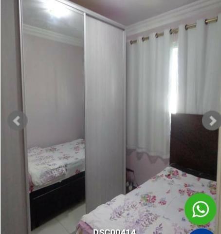 Casa 3 quartos em condomínio fechado QC 14 JD Mangueiral - Foto 9