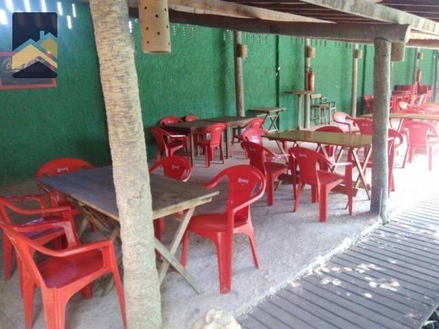 CA1559 Restaurante montado, terreno com 3.021m² e 1.600m² construído. Sabiaguaba - Foto 6