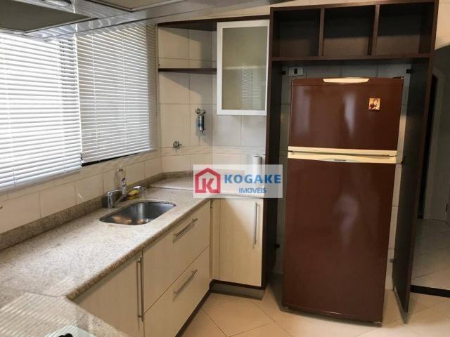 Cobertura à venda, 360 m² por r$ 1.700.000,00 - vila adyana - são josé dos campos/sp - Foto 4