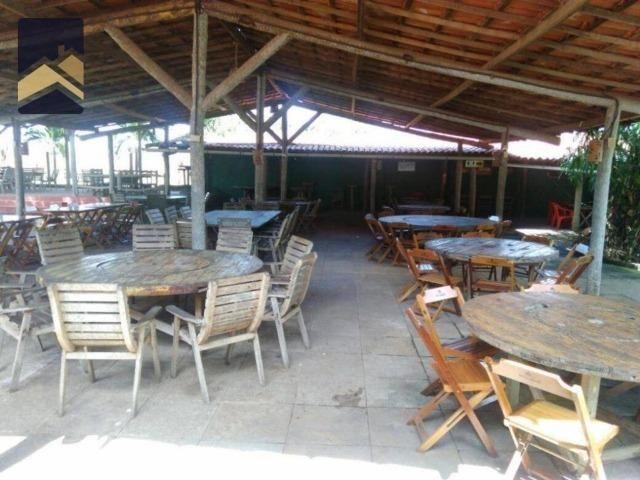 CA1559 Restaurante montado, terreno com 3.021m² e 1.600m² construído. Sabiaguaba - Foto 5
