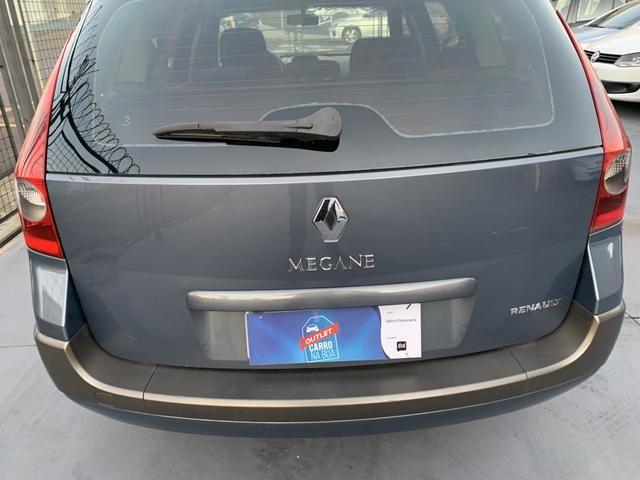 Megane Grand Tour 2008 2.0 Dynamic Automática /R$19.990,00/ Financia até 48X - Foto 6