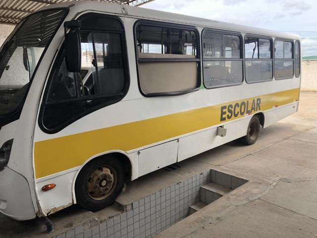Vendo Micro-Onibus Ano 2008 Urbano pra roça ou interior - Foto 2