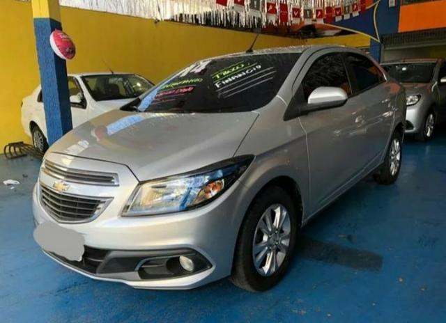 Chevrolet prisma lt automático 1.4