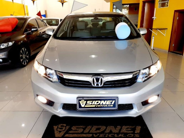 Honda/Civic LXR 2.0 FLEX - Foto 8