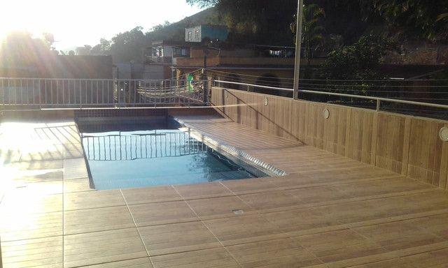 Alugo espaço com piscina na Vila Nova - Foto 6