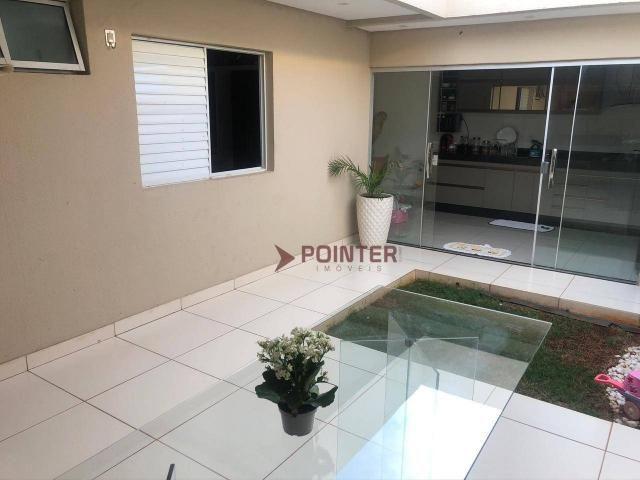 Casa à venda, 135 m² por R$ 315.000,00 - Fazenda São Domingos - Goiânia/GO - Foto 9