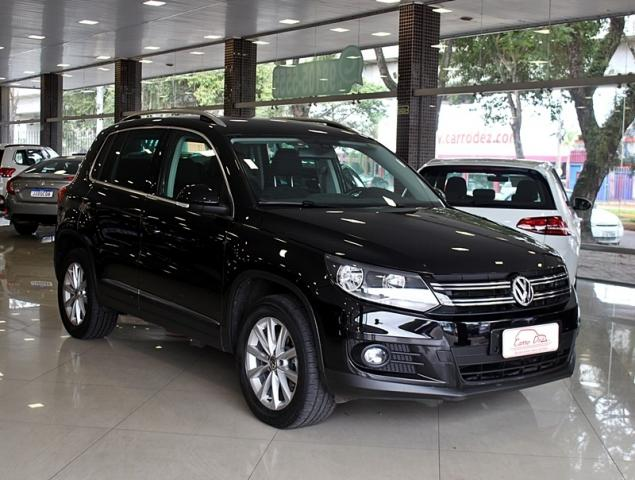 Volkswagen Tiguan 2.0 TSI 4MOTION 4P GASOLINA AUT