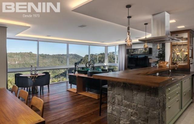 Apartamento à venda com 3 dormitórios em Bela vista, Gramado cod:15588 - Foto 6
