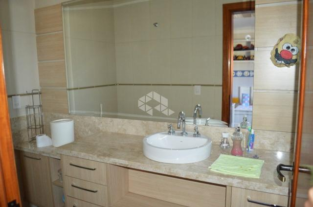 Casa de condomínio à venda com 5 dormitórios em São vicente, Gravataí cod:9924697 - Foto 16