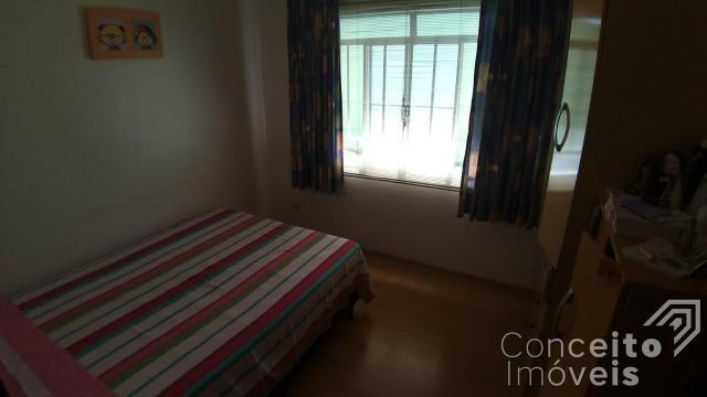 Casa à venda com 3 dormitórios em Jardim carvalho, Ponta grossa cod:393032.001 - Foto 8