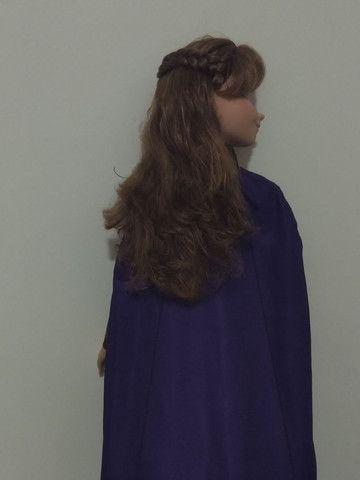 Boneca Anna (Frozen 2 /Disney) 80 cm em perfeito estado  - Foto 5