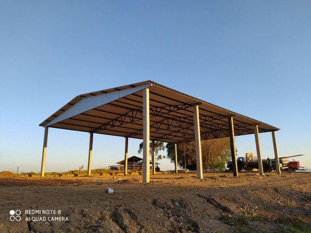 Barracão pré moldados - Foto 5