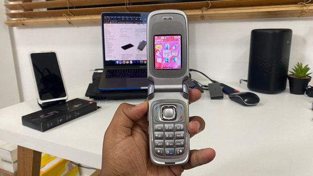 Nokia 6085 Flip para colecionador