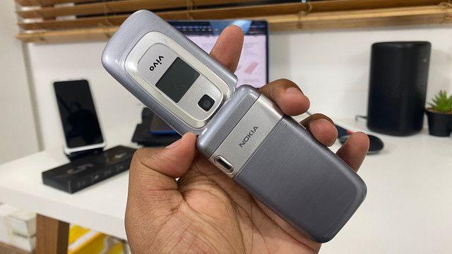 Nokia 6085 Flip para colecionador - Foto 2