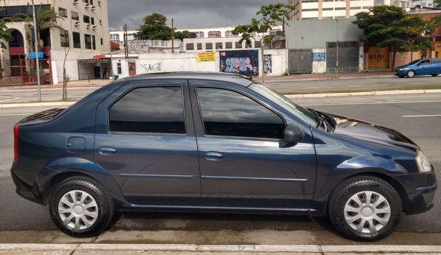 Renault Logan 1.0 16v Flex 2012/2012