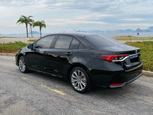 Corolla XEi 2021 BLINDADO - Foto 2