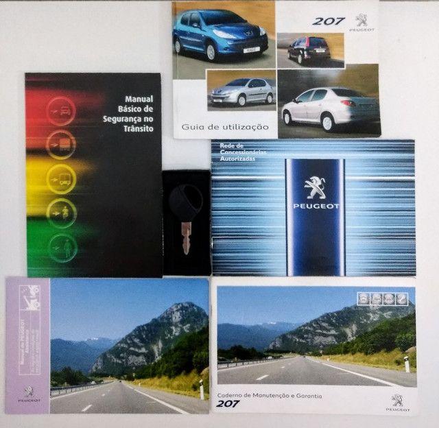 Peugeot 207 1.4 8v 2013 Excelente Estado! - Foto 17