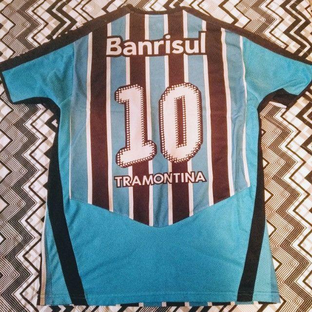 Camiseta Grêmio 2008 - Foto 2