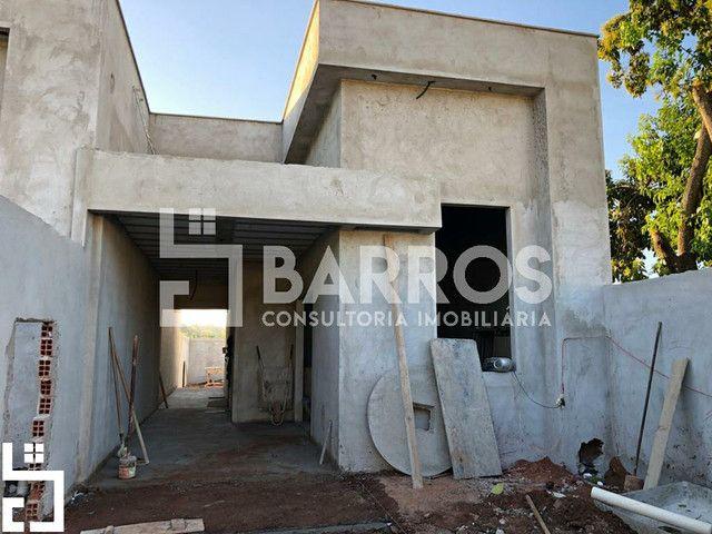 Linda Casa 2 Quartos Com Suíte no Jardim Veneza - Foto 2