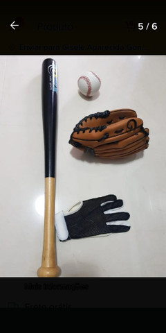 Kit basebol 165 - Foto 4