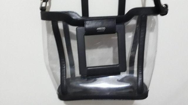 Bolsa Arezzo cor modelo igual foto - Foto 3