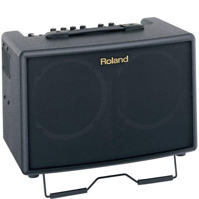 Caixa acustica Roland AC 60 usada.  - Foto 3