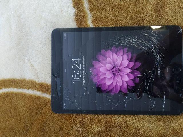 iPad mini pra retirar peça - Foto 4