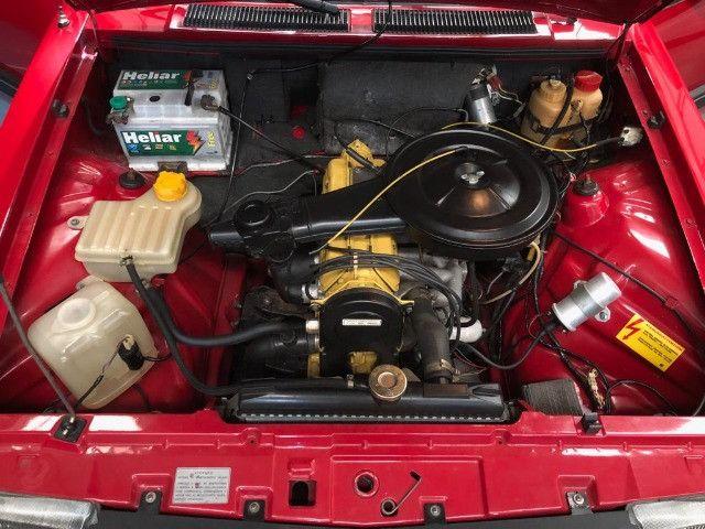 Chevette SE Àlcool 1987 - 10.000 Km de Fábrica - Para Colecionadores - Foto 4