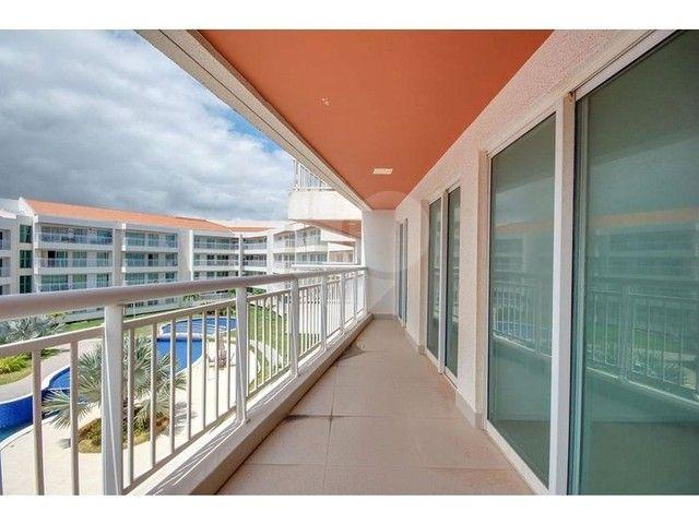 Apartamento à venda com 3 dormitórios em Porto das dunas, Aquiraz cod:31-IM205520 - Foto 16